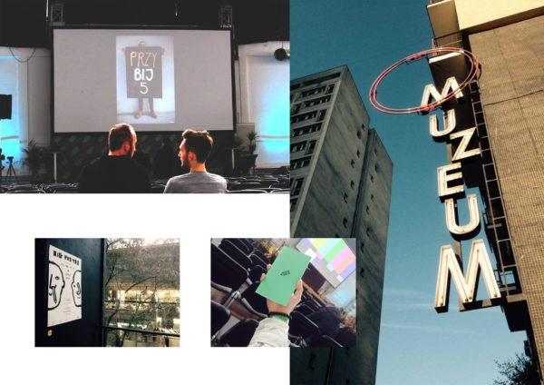 Warsztaty Plakat Element Talks 2016